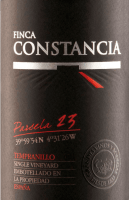 Vorschau: Parcela 23 Tempranillo DO 1,5 l Magnum 2015 - Finca Constancia