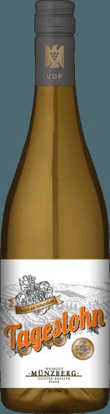 Tageslohn Weißburgunder 2019 - Weingut Münzberg von Weingut Münzberg