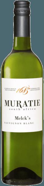 Melck's Sauvignon Blanc 2019 - Muratie Estate