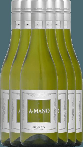 6er Vorteilspaket - Bianco Puglia 2019 - A Mano