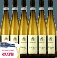 Preview: 6er Vorteils-Weinpaket - Limne Lugana DOC 2020 - Tenuta Roveglia