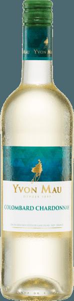 Colombard Chardonnay 2019 - Yvon Mau