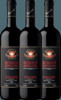 Vorschau: 3er Vorteils-Weinpaket - Brunello di Montalcino DOCG 2014 - Tenuta il Poggione