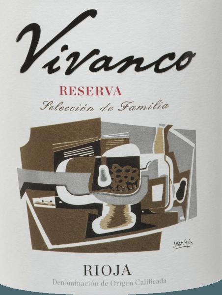 Reserva Rioja DOCa 2014 - Vivanco von Dinastia Vivanco
