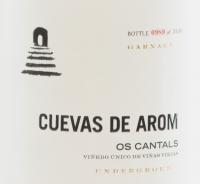 Vorschau: Os Cantals DO 2015 - Cuevas de Arom