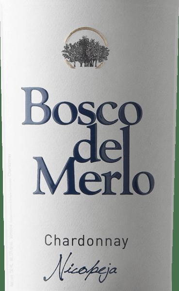 Nicopeja Chardonnay 2019 - Bosco del Merlo von Bosco del Merlo
