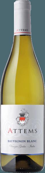 Der Sauvignon Blanc von Attems erscheint im Glas in einer glänzend goldenen Farbe mit leicht grünlichem Schimmer. Das Bouquet dieses Weißweines zeigt angenehme Salbei- und Tomatenblattnoten, mit der Note von Pfirsich, Melone und weißer Pflaume im Abgang. Der frische und aromatische Geschmack zeigt sich äußerst vollmundig. Der schmeichlerische und harmonische Abgang bietet ein langanhaltendes Aromaerlebnis. Vinifikation für den Sauvignon Blanc von Attems Die Reben für diesen Wein wachsen in Weinbergen, welche sich inmitten der Ebenen und Hügel der Provinz Gorizia befinden. Eine hohe Lichtintensität trägt dazu bei, dass die Trauben optimal reifen können. Die Winter sind meist streng und die Sommer mild in diesem Gebiet nahe der Adria. Nach der selektiven Lese werden die Trauben schonend gepresst und temperaturgesteuert bei 15-18°Celsius für 15 Tage in Edelstahltanks vergoren. Anschließend lagert er 4 Monate im Edelstahltank auf der Feinhefe, 10% reifen für 2 Monate in Barriquefässern und einen weiteren Monat reift der Wein auf der Flasche. Speiseempfehlung für den Sauvignon Blanc von Attems Genießen Sie diesen trockenen Weißwein zu Pasta, Risotto mit Meeresfrüchten oder zu gebratenen Fischgerichten mit Kartoffeln und Spargel. Auszeichnungen für den Sauvignon Blanc von Attems (Jahrgang 2014) Bibenda: 3 Trauben Gambero Rosso: 1 schwarzes Glas Veronelli: ** (87 Punkte) Wine Spectator: 88 Punkte