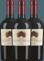 3er Vorteils-Weinpaket Don Mannarone Terre Siciliane IGT 2019 - Mánnara