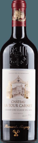 Grand Cru Classé Haut-Médoc AOC 2018 - Château La Tour Carnet