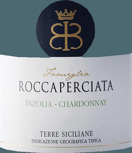 Roccaperciata Inzolia Chardonnay Sicilia IGT 2019 - Roccaperciata von Roccaperciata