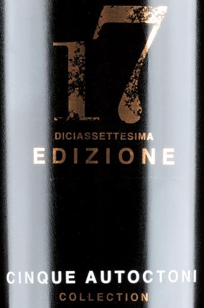 Fantini 18 Diciottesima Edizione Cinque Autoctoni - Farnese von Farnese Vini