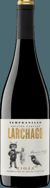 Fábulas de Larchago Roble Rioja DOCa 2019 - Familia Chávarri