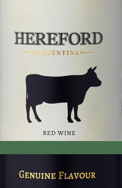 Hereford Red Mendoza 2018 - Bodegas La Rosa von Bodegas La Rosa
