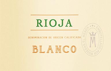 Blanco Rioja DOCa 2019 - Bodegas El Meson von Bodegas El Meson