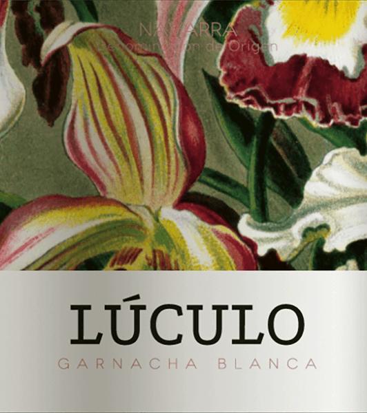 Lúculo Blanco Navarra DO 2018 - Casa de Lúculo von Casa de Lúculo