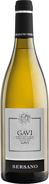 """Dieser ausdrucksvolle, trockene und frische Gavi vonBersano zählt zu den wohl bekanntesten Weißweinen aus dem Piemont. Fruchtige Anklänge von Ananas und Pfirsich, unterstrichen von einer Spur Aprikose, prägen den Duft.Am Gaumen gibt er sich frisch und elegant mit einem guten Säurespiel, welches wunderbar in den fruchtigen, lang anhaltenden Abgang integriert ist. Food Pairing / Speisenempfehlung für denGavi del Commune di Gavi DOCGvonBersanoDer Weißwein ist eine perfekte Ergänzung zu feinen Vorspeisen, Suppen, Gerichten mit Fisch und Meeresfrüchten. Auszeichnungen für denGavi del Commune di Gavi DOCGvonBersano Bibenda: """"Commended"""" + 3 Trauben (Jg. 14)"""