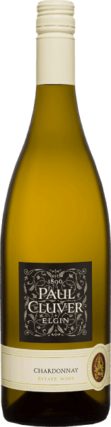 Chardonnay Estate Wine 2018 - Paul Cluver