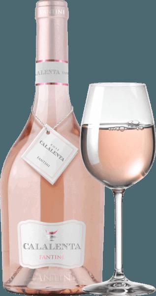 12er Vorteils-Weinpaket - Fantini Calalenta Merlot Rosato 2019 - Farnese von Farnese Vini