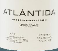 Vorschau: Atlántida Tintilla 2014 - Compañía de Vinos del Atlántico