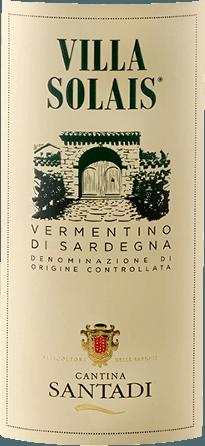 Der Villa Solais DOC von Cantina di Santadi erscheint im Glas in einem leuchtenden Strohgelb mit grünlichen und goldenen Reflexen im Glas und entfaltet sein frisches und angenehmes Bouquet. Dieses wird geprägt durch zarte und feine Blütenaromen mit einer ansprechenden Frucht. Diese Weißweincuvée ist am Gaumen gefällig durch eine angenehme Frische mit einer anregenden Mineralität. Vinifikation für den Villa Solais DOC von Cantina di Santadi Diese Cuvée besteht aus den Rebsorten Vermentino (85%) und Nuragus (15%). Die Trauben stammen von Weinbergen, die in fünf unterschiedlichen Gemeinden der unteren Sulcis-Region liegen. Das dortige Klima ist trocken und warm im Sommer, gemäßigt im Winter. Die Böden sind vorrangig sandig und lehmig. Die von Hand gelesenen Trauben werden leicht gepresst und der Most gärt anschließend in Edelstahlbehältern bei kontrollierter Temperatur, um so das Aroma und den Duft voll und ganz zu bewahren. Der Wein wird mit der eigenen Hefe einige Monate lang ausgebaut, bevor er schließlich abgefüllt wird. Speiseempfehlung für den Villa Solais DOC von Cantina di Santadi Genießen Sie diesen trockenen Weißwein zu Pasta mit Fisch oder weißem Fleisch. Kalt serviert eignet der Villa Solais sich auch als Aperitif. Auszeichnungen für den Villa Solais DOC von Cantina di Santadi Gambero Rosso: 2 Gläser (Jahrgänge 2015, 2011) Gambero Rosso: 1 Glas (Jahrgänge 2013) 2012) Wine Spectator: 87 Punkte (Jahrgang 2013) Wine Spectator: 86 Punkte (Jahrgang 2011)