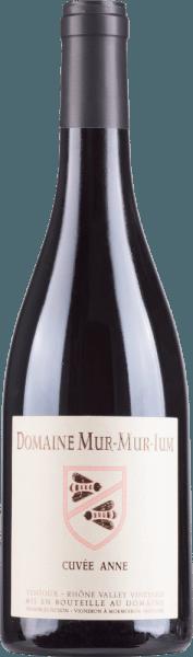 Cuvée Anne Ventoux AOP 2016 - Domaine Mur-Mur-Ium