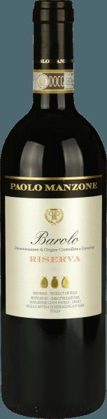 Barolo Riserva DOCG 2013 - Paolo Manzone