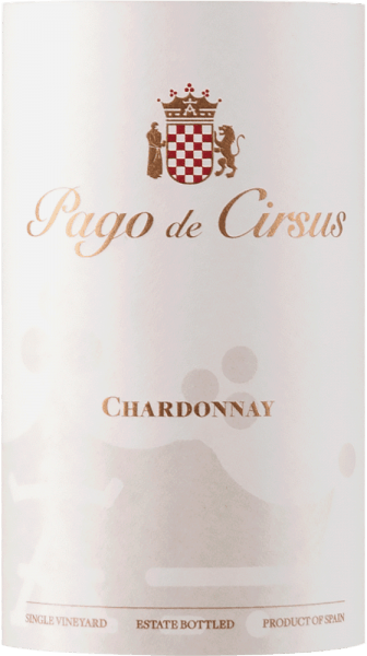 Chardonnay 2019 - Pago de Cirsus von Pago de Cirsus