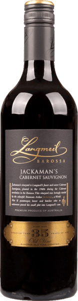 Jackaman's Cabernet Sauvignon Barossa Valley 2017 - Langmeil