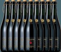 9er Vorteilspaket - Fragolino Rosso Frizzante - Bottega