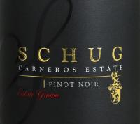 Vorschau: Pinot Noir Estate Grown 2016 - Schug Winery