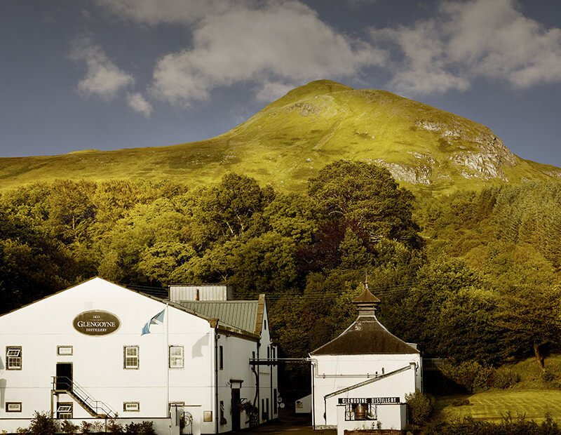 Glengoyne Highland Single Malt Whisky Distillery