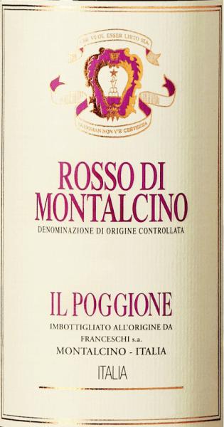 Rosso di Montalcino DOC 1,5l Magnum 2017 - Tenuta Il Poggione von Tenuta Il Poggione