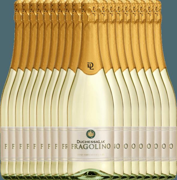 18er Vorteilspaket - Fragolino Bianco - Duchessa Lia