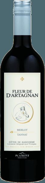 Fleur de d'Artagnan Merlot Tannat IGP 2018 - Plaimont von Fleur de d´Artagnan