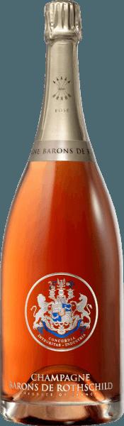 Champagner Rosé Brut 1,5 l Magnum - Barons de Rothschild