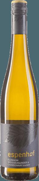 Chardonnay Weißburgunder Cuvée 2018 - Weingut Espenhof