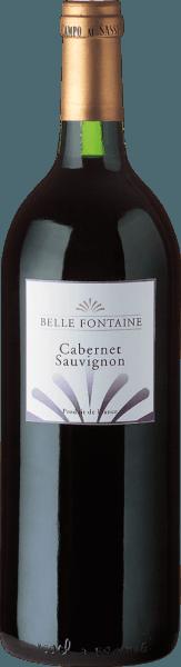 Cabernet Sauvignon IGP 1,0 l 2016 - Belle Fontaine