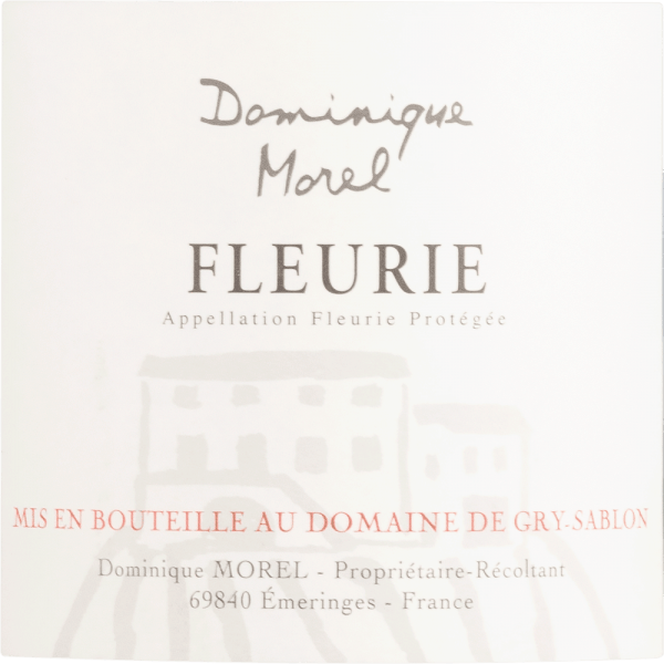 The light-footed Fleurie by Domaine de Gry-Sablon comes in a brilliant bright red colour. This varietal French wine presents wonderfully expressive notes of blueberry, jasmine, perfumed rose and blackcurrant in the glass. These are joined by notes of other fruits. Domaine de Gry-Sablon's Fleurie is ideal for all wine drinkers who like it dry. However, it is never sparse or brittle, but round and smooth. On the tongue, this light-footed red wine is characterised by an incredibly silky texture. The finale of this well-aged red wine from the Beaujolais wine region finally captivates with a remarkable aftertaste. The finish is also accompanied by mineral notes from the granite dominated soils. Vinification of the Fleurie by Domaine de Gry-Sablon The elegant Fleurie from France is a pure wine made from the Gamay grape variety. In Beaujolais, the vines that produce the grapes for this wine grow on granite soils. When the grapes for Fleurie are perfectly ripe, they are harvested exclusively by hand, without the help of rough and less selective harvesters. After the manual harvest, the grapes are taken to the press house as quickly as possible. Here they are sorted and carefully broken up. Fermentation then takes place in stainless steel tanks at controlled temperatures. The fermentation is followed by a maturation on fine yeast for several months before the wine is finally bottled. Recommended food with Domaine de Gry-Sablon Fleurie This red wine from France is best enjoyed at 15 - 18°C as an accompaniment to boeuf bourguignon, goose breast with ginger-red cabbage and marjoram or veal and onion casserole.