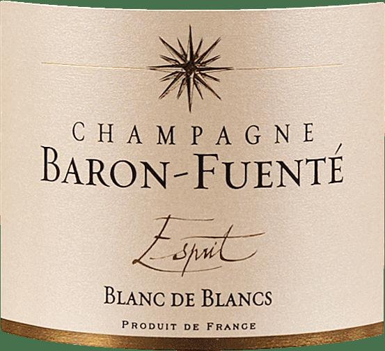 Esprit Blanc de Blancs - Champagne Baron-Fuenté von Champagne Baron-Fuenté