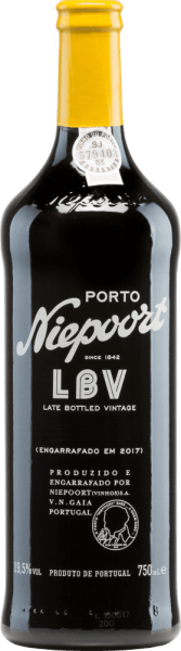 Late Bottled Vintage Port 2015 - Niepoort von Niepoort