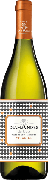 Das herrliche Klima in den Höhenlagen des Uco Valley bringt diese außergewöhnliche, ansprechende Variante des Viognier hervor. Der Diamandes de Uco Viognier von DiamAndes überzeugt mit einer enormen Fülle an Aromen: Feuerstein und helle Früchte verbinden sich mit Noten von frischen Mandeln und Aprikosen sowie einer ausgezeichneten Mineralität zu einem hervorragenden Bouquet. Dem Genießer präsentiert sich eine starke und elegante Persönlichkeit!