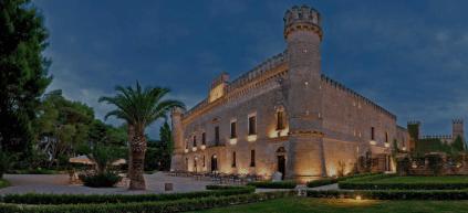 Das Castello Monaci