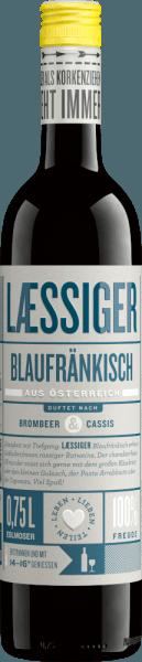 Blaufränkisch 2017 - Laessiger