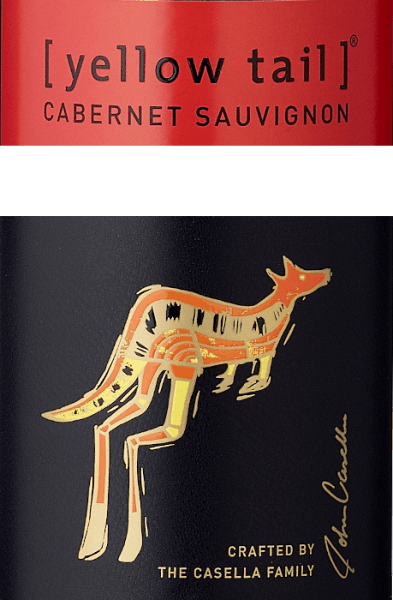 Cabernet Sauvignon 2019 - Yellow Tail von Yellow Tail