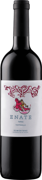 Tapas Tempranillo DO 2019 - Enate