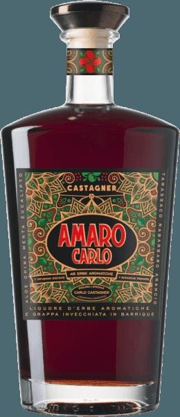 Liquore Amaro Carlo 0,5 l - Castagner