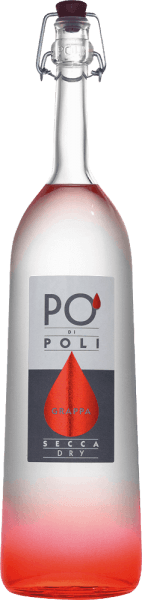 The Po' di Poli Secca from Jacopo Poli is a warm, harmonious grappa distilled from the marc of Merlot grapes. In the glass, this grape marc spirit appears in a transparent, clear colour. The nose is pampered with wonderful aromas of fresh grape must and floral hints of hyacinth, accompanied by fine nuances of freshly cut grass. With a lively power and a warm body with harmonious fullness, this grappa skilfully captures the palate. Distillation of the Jacopo Poli Po' di Poli Secca The still fresh pomace of the Merlot grape is traditionally distilled in old copper boilers. After distillation, this grappa still has 75% by volume. By adding distilled water, this grappa has an alcohol content of 40% by volume. Afterwards this Grappa rests for altogether 6 months in high-grade steel tanks, in order to be filled finally gently filtered on the bottle. Serving suggestion for Po' di Poli Secca Jacopo Poli Grappa Serve this Grappa at a temperature of 10 to 15 degrees Celsius as a beautiful conclusion of a delicious menu.