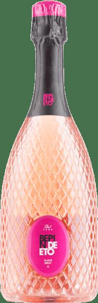 Flavé Rosato Spumante Millesimato Brut 2019 - Bepin de Eto