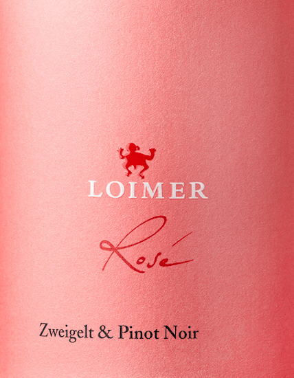 Zweigelt Pinot Noir Rosé 2019 - Weingut Loimer von Weingut Loimer