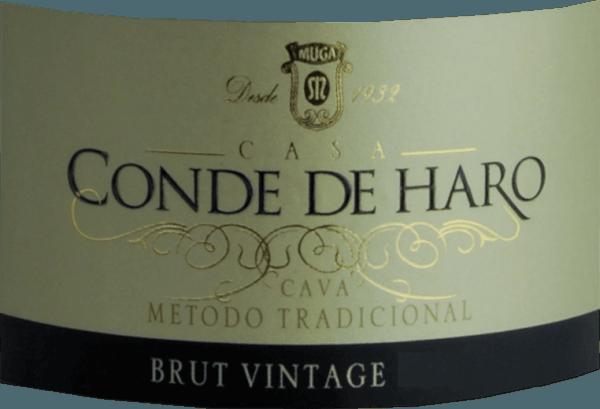Conde De Haro Cava Brut Vintage 2016 - Bodegas Muga von Bodegas Muga